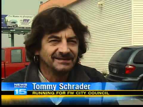 Tommy Schrader Back In Fort Wayne