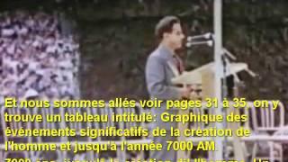 Témoins de Jéhovah(Le discours plus infâme et honteuse très bien caché par la Société TDG)
