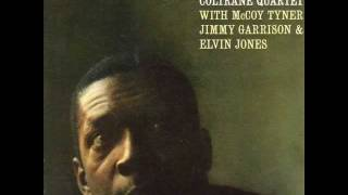 John Coltrane Quartet - Ballads - All or Nothing at All.wmv