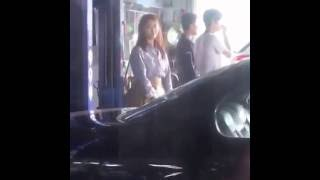 "Video Fancam - [August 13, 2016] Lee Yeon Hee Filming ""The Package"" download MP3, 3GP, MP4, WEBM, AVI, FLV Maret 2018"