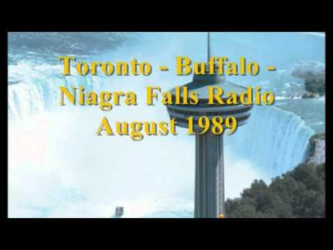 Toronto / Buffalo / Niagra Falls Radio Aircheck - Aug 1989
