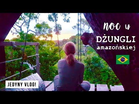 🌴VLOG z DŻUNGLI amazońskiej! 😱 Smakuj Życie #7 | Agnieszka Grzelak Vlog