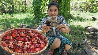 Yummy Crabs Recipes Eating Delicious | Natural Life