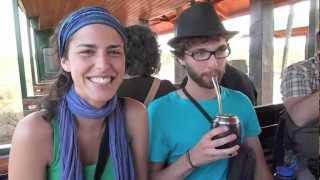 Couchsurfing around the world