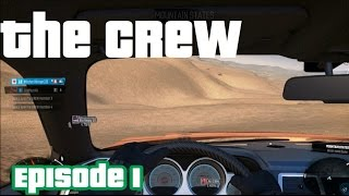 The Crew - Episode 1 - Ski Jump, Sand Dune, New York