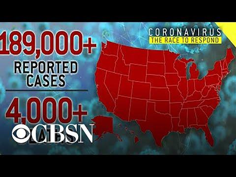 White House Warns 100,000 To 240,000 Americans Could Die In Coronavirus Pandemic