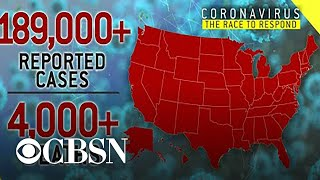 White House warns 100,000 to 240,000 Americans could die in coronavirus pandemic