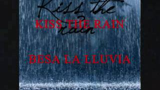"Billie Myers ""Kiss the rain""  (ingles/español)"