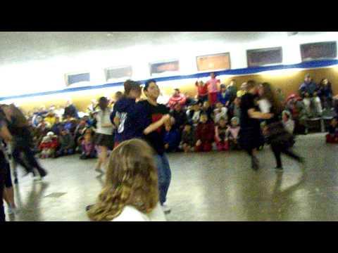 Scottish Dance in Gjoa Haven