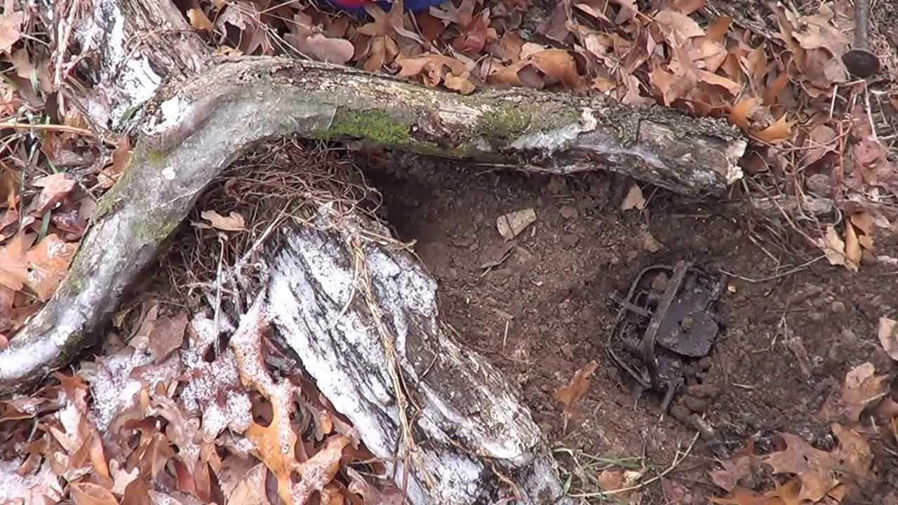 Basic Dirt Hole Set For Coyotes Youtube