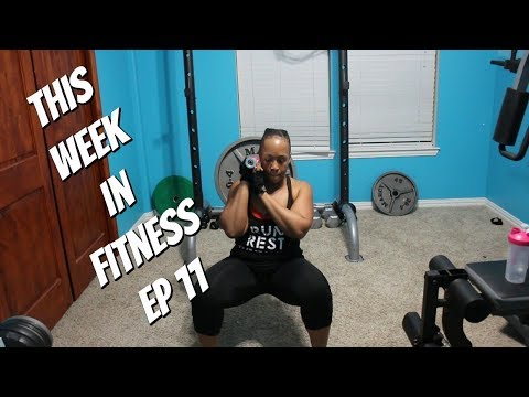This Week In Fitness| #11- New Routine {Ketogenic Weight-loss Journey}