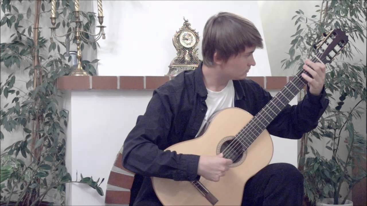 Lord Of The Rings Medley Guitar