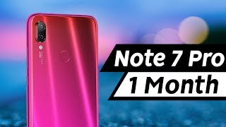 Redmi Note 7 Pro Review - After 1 Month | THROTTLING ISSUE?