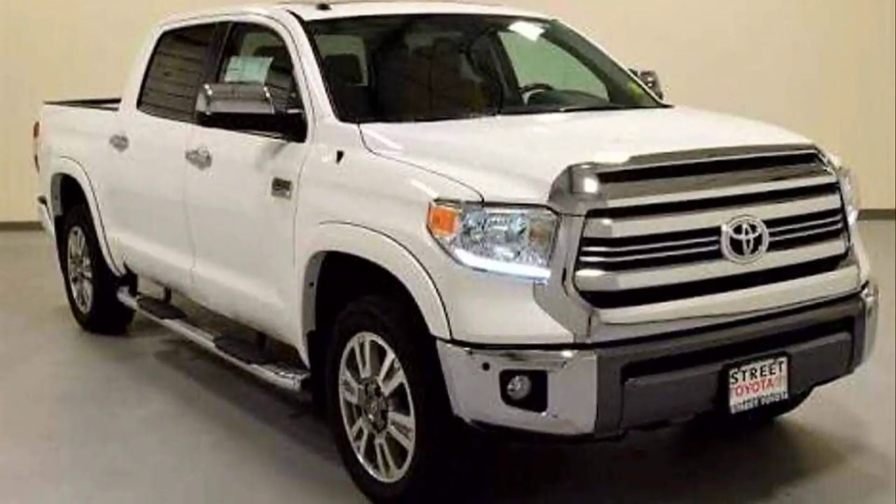New 2019 Toyota Tundra 1794 Edition ☆ 4x4 5 7l V8 Engine