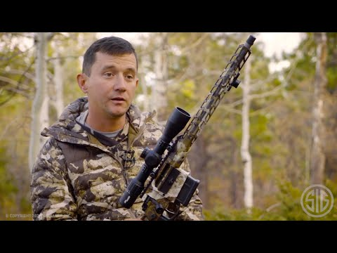 SIG CROSS Bolt-Action Rifle: Features And Benefits