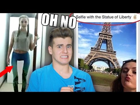 Most Embarrassing Social Media Fails