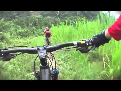 Volcano Trail with Infinity Mountain Biking