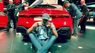 AUDI RS7 Sportback 2020 обзор с автосалона