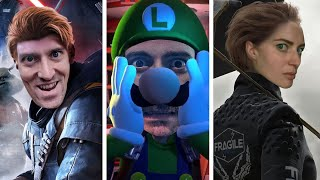 Jedi Fallen Order and The Game Awards Nominees - Dude Soup Podcast #253