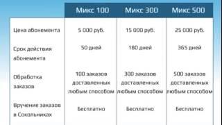 Тарифы -абонементы  АРМ -24(http://arm-24.ru/nashi_tarifyi В зависимости от типа абонемента вы экономите на обработке или вручении заказов в пункте..., 2014-09-25T11:09:45.000Z)
