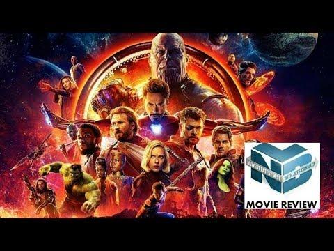 Avengers Infinity War SPOILER FREE movie review - NLB