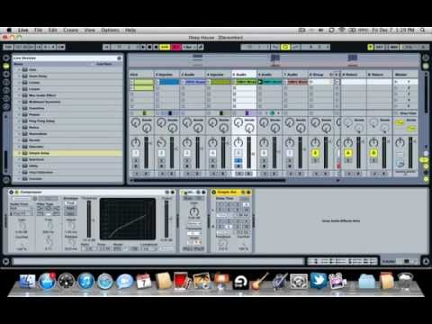 How To Make Your Drums Sound Wider In Ableton Live