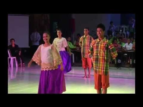 Silay Philippine Folk Dance: Lapay Bantigue