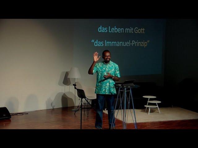 Das Leben mit Gott - Das Immanuel-Prinzip | Bernard Bucyana und Familie | 20.09.2020