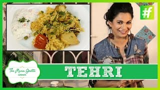 How To Make Tehri Rice | Uttar Pradesh Recipes | Maria Goretti
