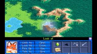 Inherit the Earth Quest for the Orb PC 1994 Gameplay