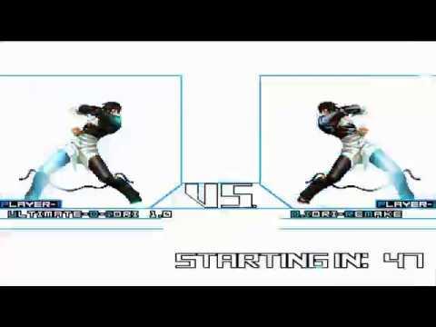 [KOF T.M] Ultimate O.Iori 1.0 VS O.Iori Remake