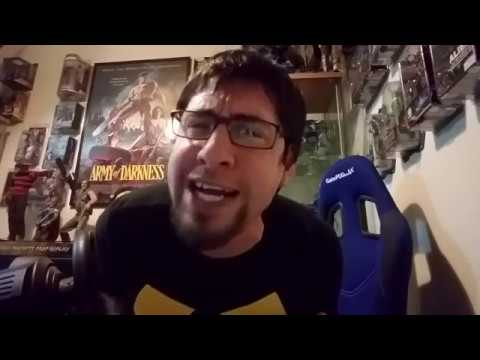 Angry Joe Threatens To Take Nintendo To Court Over Legend Of Zelda Review (Reupload)