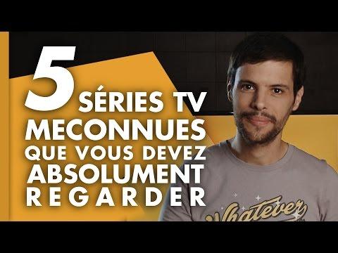 5 séries TV méconnues que vous devez absolument regarder !