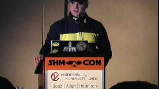 Shmoocon 2010: DIY Hard Drive Diagnostics: Understanding a Broken Drive 7/7