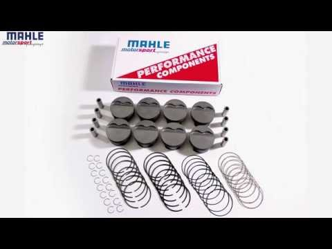 Mahle Motorsports PowerPak Pistons Pins Clips Rings Features And Benefits Tutorial Overview