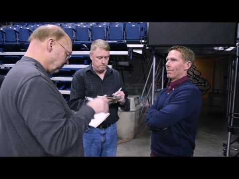 Mark Few interview after the  2017 NCAA selection