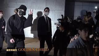 201015 엠카운트다운 [골든차일드 Golden Child] 퇴근길 Fancam