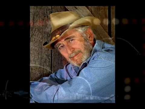 ღ  Don Williams ~ Love Me Tonight ღ