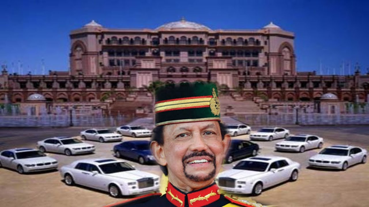 Image result for car collection of brunei sultan