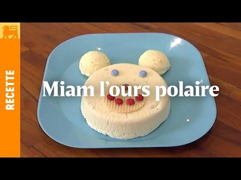 Miam l'ours polaire