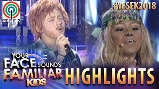 "YFSF Kids 2018 Highlights: Noel sings ""Perfect"" with Francis"