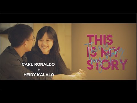 """This is My Story"" Testimony by Carl Ronaldo + Heidy Kalalo"