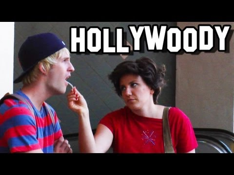 Robbed in Hollywood!