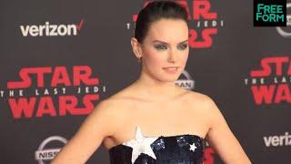 Star Wars: The Last Jedi Red Carpet Premiere   Freeform