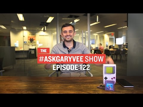 #AskGaryVee Episode 122: What I Would Do If I Was Graduating