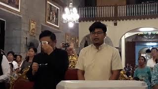 LMM sung Pari Magpakailanman for Fr. Knoriel Alvarez | BAYAN KO: Isang Konsiyerto