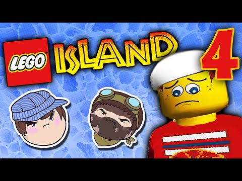 Lego Island: Hero of Ramps - PART 4 - Steam Train