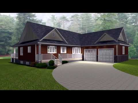 Small Home Plans With Walkout Basement