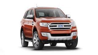 Ford Endeavour नए फीचर के साथ अप्रैल 2019 से पहले Launch होगी