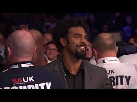 David Haye Vs Tony Bellew: How It All Started